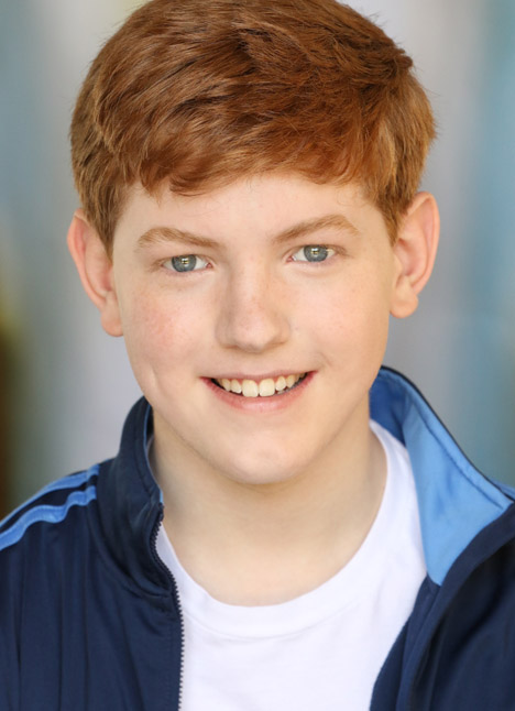 Calum Sharman on camera actor kim dawson agency board thumbnail