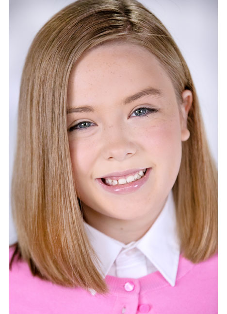 Ella Schupp on camera actor kim dawson agency board thumbnail