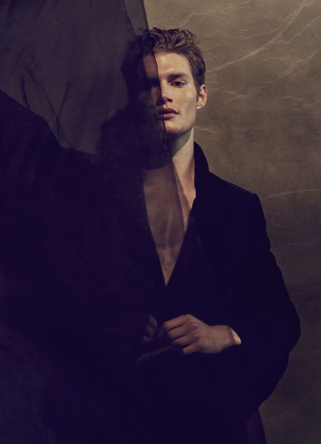 John Vanbeber fashion model kim dawson agency single grid slide 22