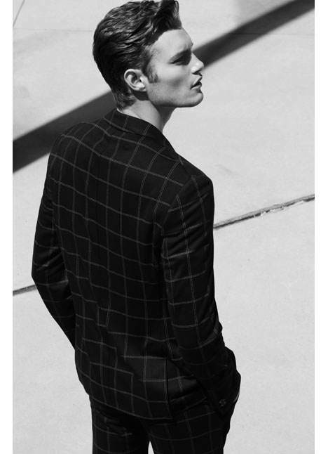 John Vanbeber fashion model kim dawson agency single grid slide 6