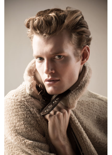John Vanbeber fashion model kim dawson agency single grid slide 2