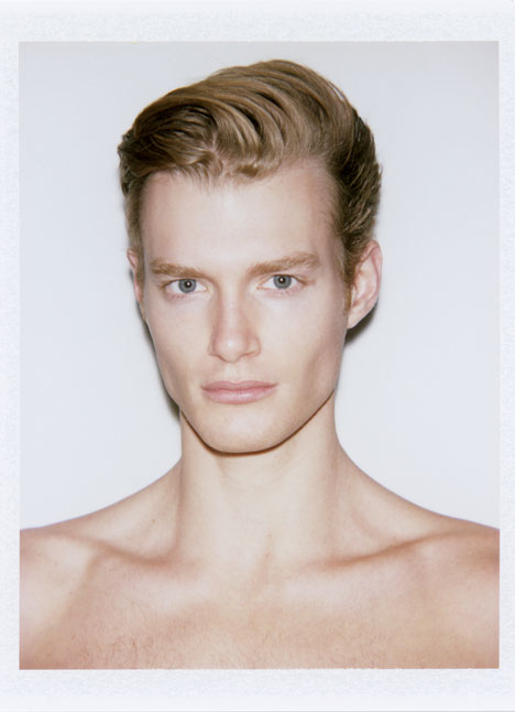 John Vanbeber fashion model kim dawson agency single grid slide 28