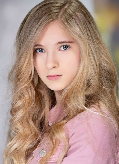 Katarina Norris on camera actor kim dawson agency
