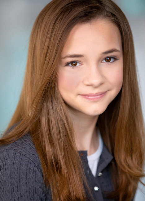 Kiera Strauss on camera actor kim dawson agency board thumbnail