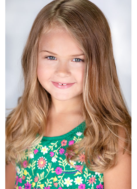 Kinley Moody on camera actor kim dawson agency board thumbnail