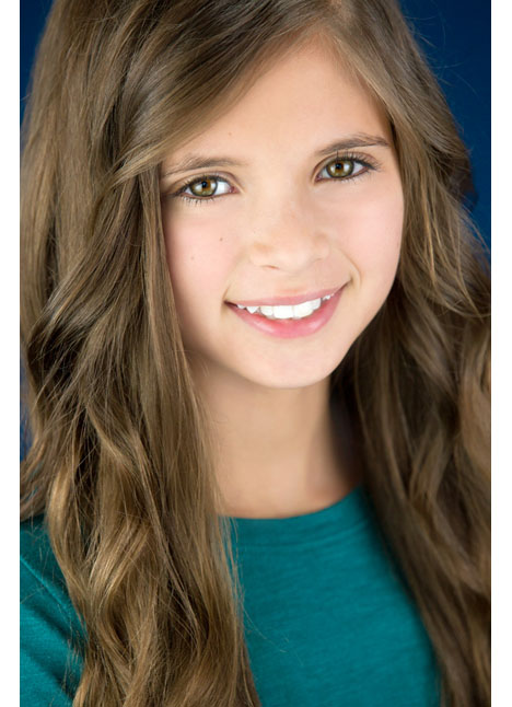 Kyra Norris on camera actor dallas texas kim dawson agency board thumbnail