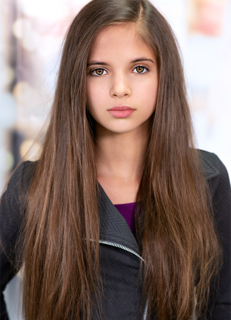 Kyra Norris on camera actor kim dawson agency