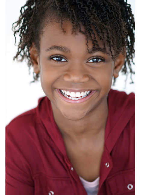 Nia Salaam on camera actor kim dawson agency board thumbnail