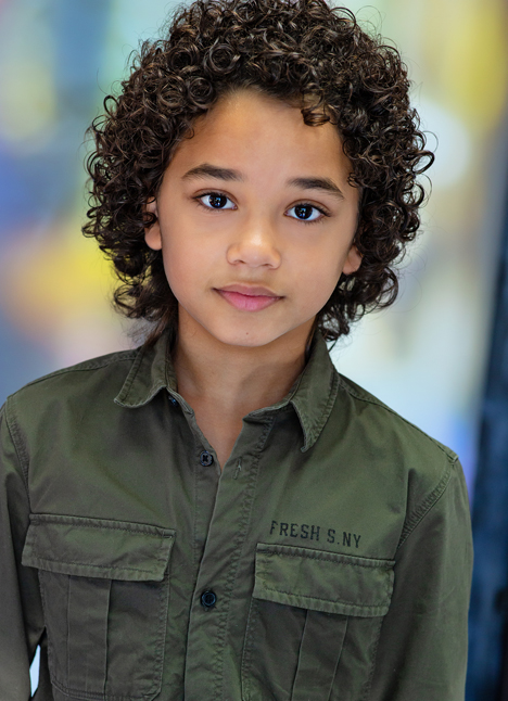 Noah Cottrell on camera actor kim dawson agency