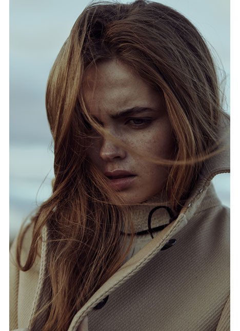 Lani Baker fashion model dallas texas kim dawson agency single grid slide 13