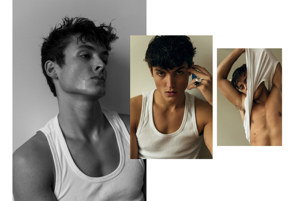 Colby Brittain fashion model kim dawson agency single grid slide 18