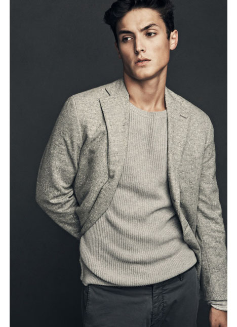 Colby Brittain fashion model kim dawson agency single grid slide 5