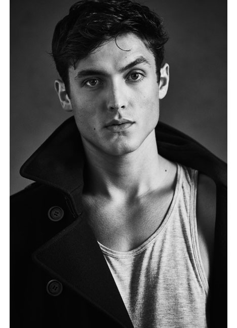 Colby Brittain fashion model kim dawson agency single grid slide 8