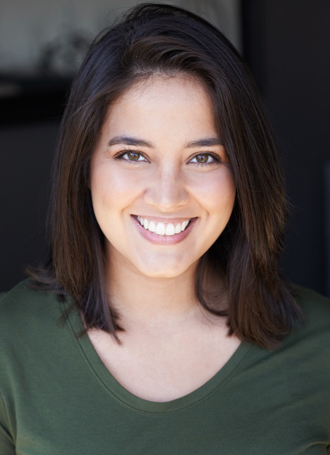 Claudia Osorio on camera actor dallas texas kim dawson agency board thumbnail