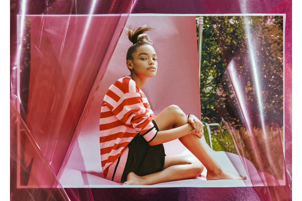 Alexis Sundman fashion model kim dawson agency single grid slide 25