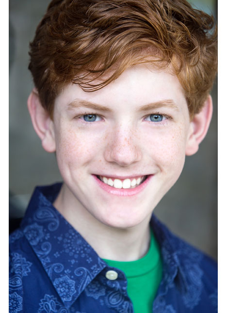 Calum Sharman on camera actor dallas texas kim dawson agency board thumbnail