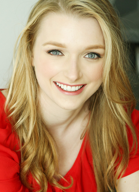 Caroline McKenzie on camera actor dallas texas kim dawson agency board thumbnail