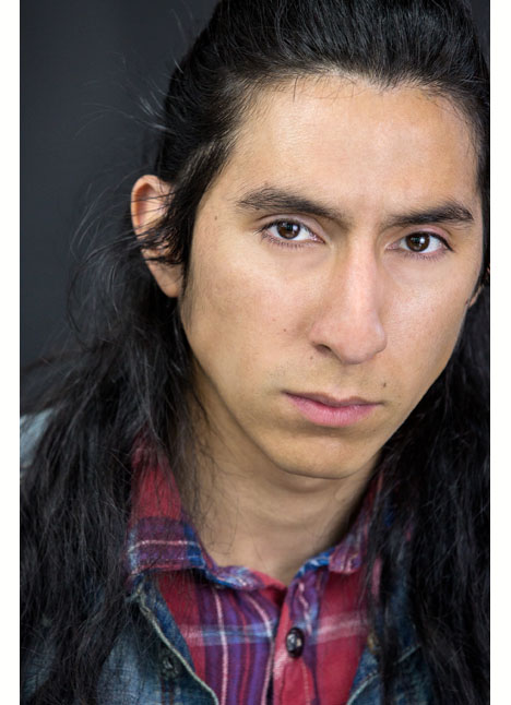 Jonny Gallegos on camera actor dallas texas kim dawson agency
