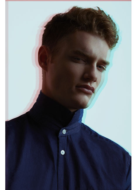 John VanBeber fashion model dallas texas kim dawson agency single grid slide 0