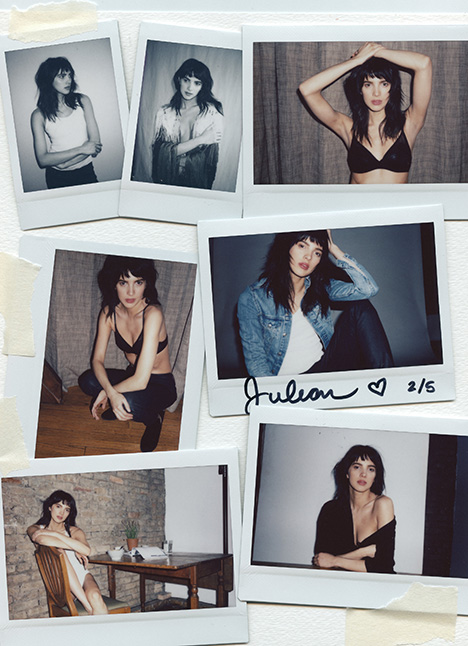 Julian Machann fashion model dallas texas kim dawson agency single grid slide 17