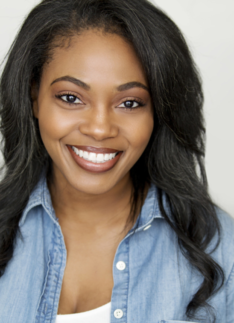LaToya Blakely on camera actor dallas texas kim dawson agency board thumbnail