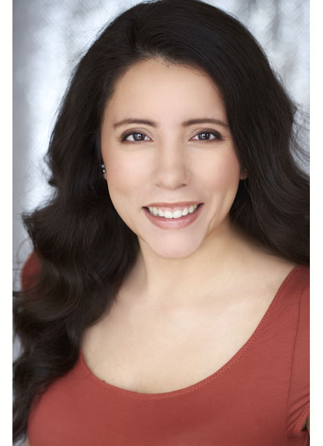 Monica Perez on camera actress dallas texas kim dawson agency board thumbnail