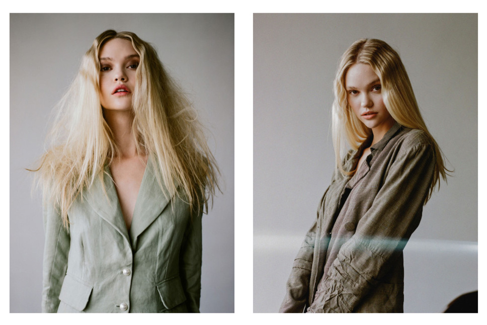 Marissa Long fashion model kim dawson agency single grid slide 13