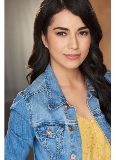 Elisa Carreon on camera actor lifestyle commercial print model kim dawson agency