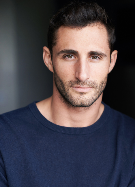 Josh Truesdell lifestyle commercial print model dallas texas kim dawson agency single grid slide 1