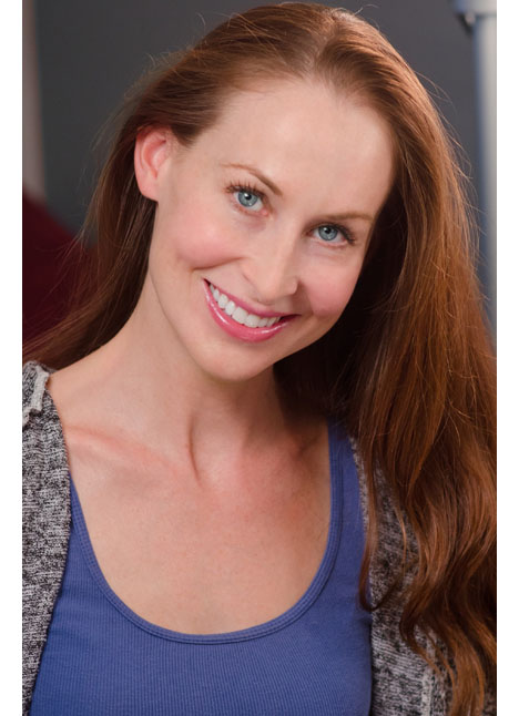 Natalie Dickinson on camera actor kim dawson agency dallas texas single grid slide 8