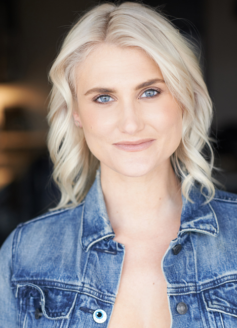 Gretchen Young on camera actor commercial print lifestyle model kim dawson agency single grid slide 3