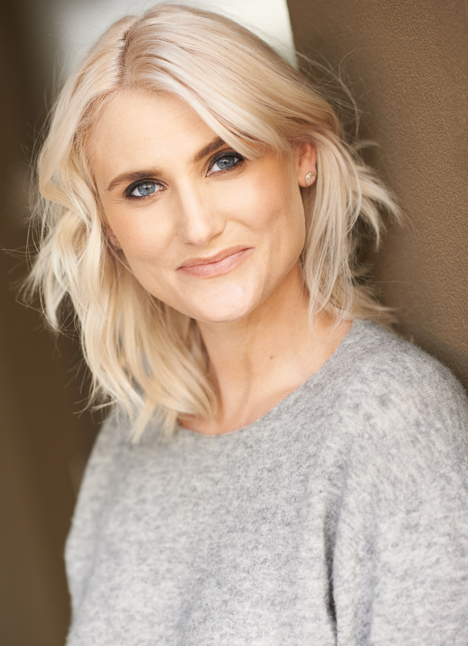 Gretchen Young on camera actor commercial print lifestyle model kim dawson agency single grid slide 4