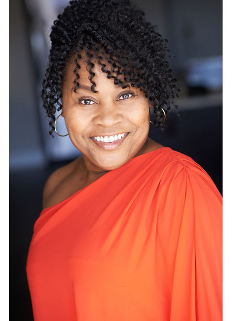 Cynthia Jackson on camera actor commercial print lifestyle model kim dawson agency single grid slide 1