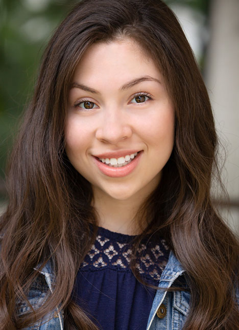 Clarissa Rodriguez on camera actor dallas texas kim dawson agency