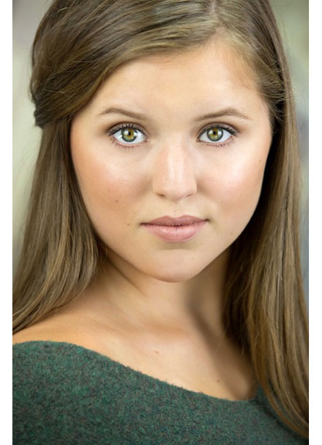 Emily Craycraft on camera actor dallas texas kim dawson agency