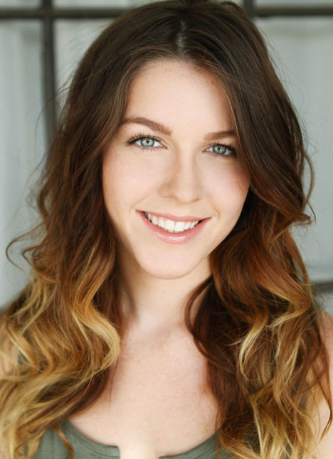 Hannah Fentriss on camera actor dallas texas kim dawson agency board thumbnail