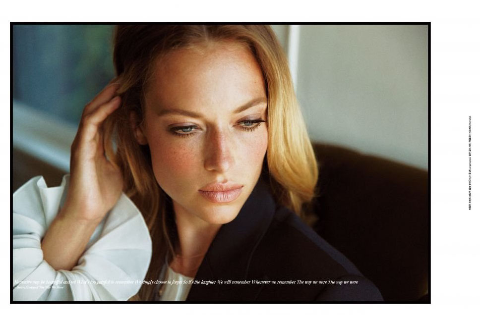 Hannah Ferguson fashion model kim dawson agency single grid slide 1