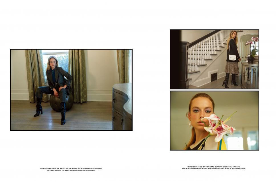 Hannah Ferguson fashion model kim dawson agency single grid slide 2