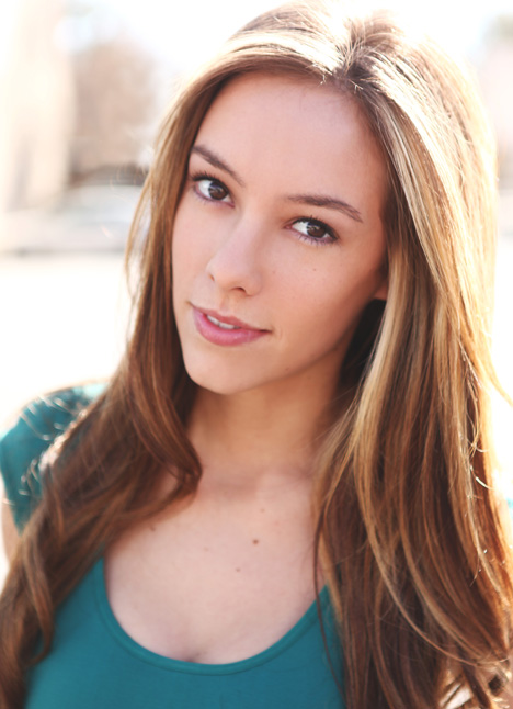 Jessica Banuelos on camera actor dallas texas kim dawson agency board thumbnail
