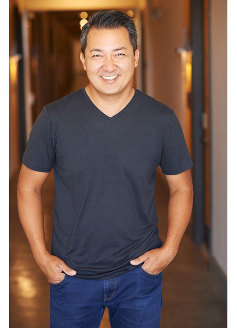 Joey Tran on camera actor commercial print model kim dawson agency single grid slide 0