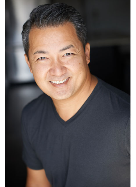 Joey Tran on camera actor commercial print model kim dawson agency single grid slide 1