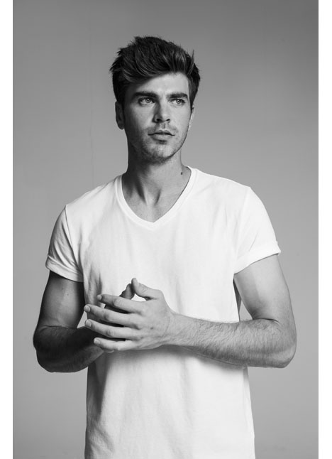 Kyle Ellison fashion model kim dawson agency single grid slide 5