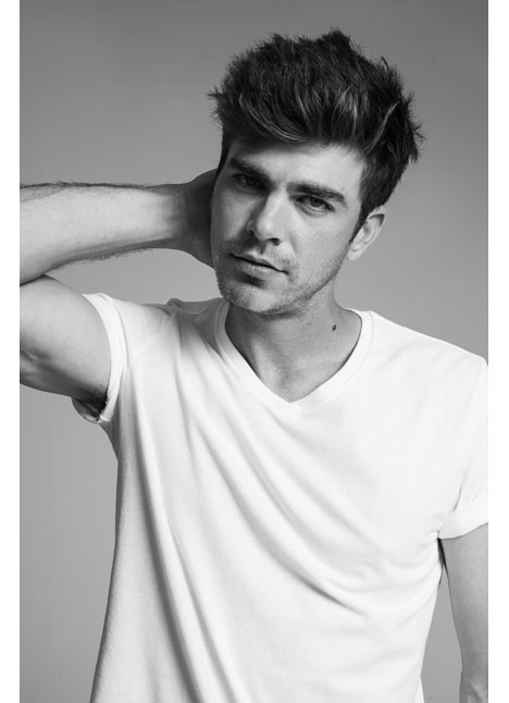 Kyle Ellison fashion model kim dawson agency single grid slide 6