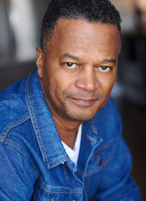 Marvin Blakely on camera actor lifestyle commercial print model kim dawson agency