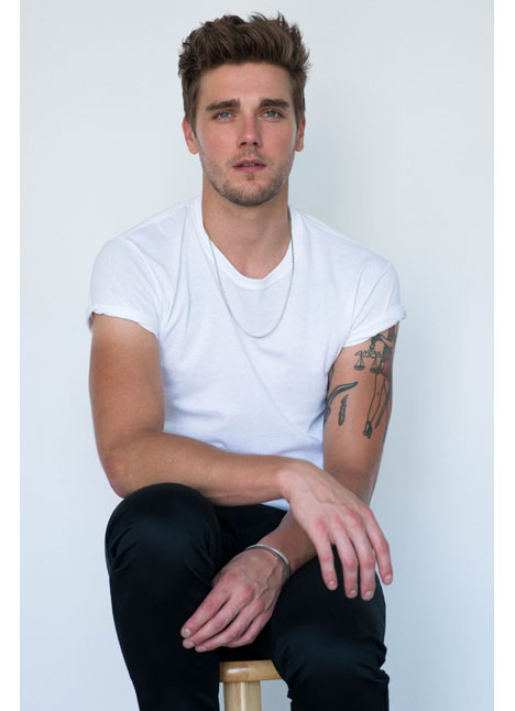 Matt McGlone fashion model dallas texas kim dawson agency single grid slide 8