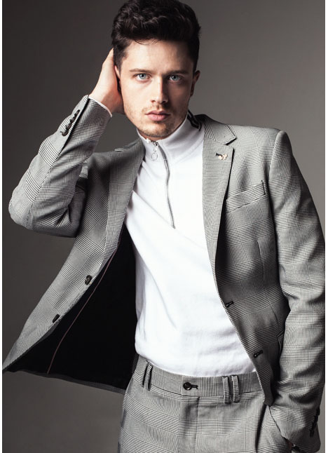 Michael Fjordbak fashion model kim dawson agency single grid slide 1