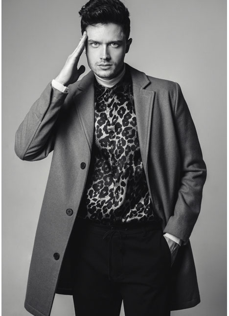 Michael Fjordbak fashion model kim dawson agency single grid slide 6
