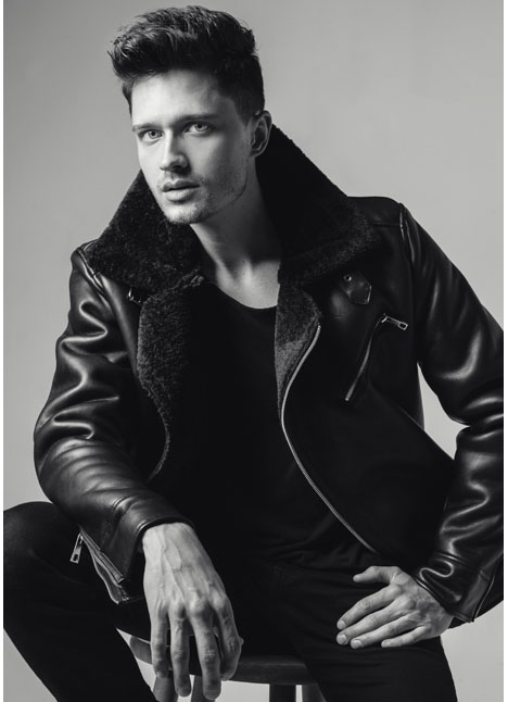 Michael Fjordbak fashion model kim dawson agency single grid slide 5