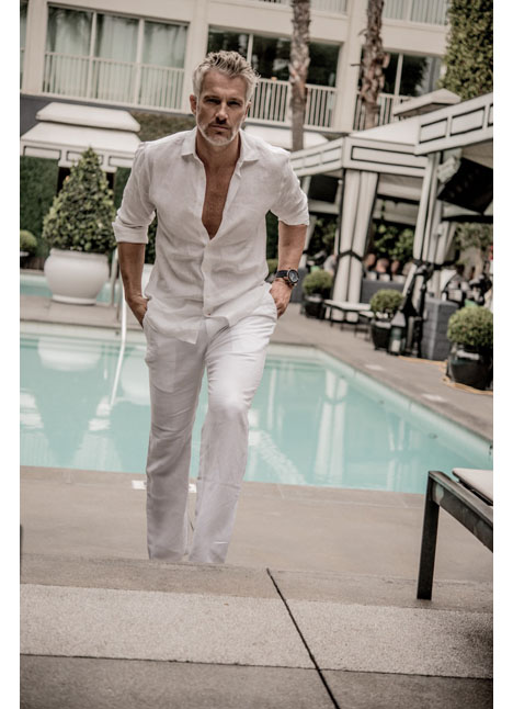 Michael Justin fashion model kim dawson agency single grid slide 1