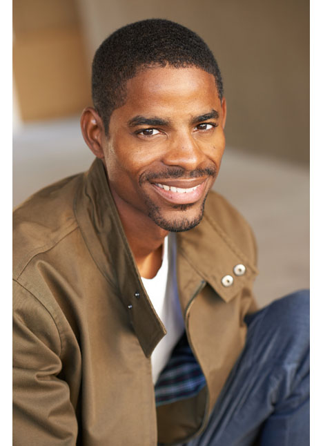 Rayshard Kelley on camera actor commercial print lifestyle model kim dawson agency single grid slide 2